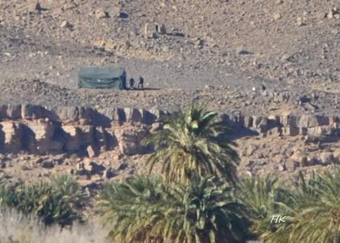 🔴 Tensión | El Ejército de Argelia expulsa a los marroquíes de la localidad fronteriza de Figuig y establece un control en la zona.