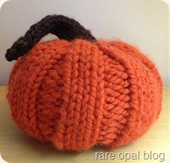 chunky pumpkin