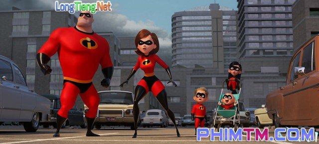 Xem Phim Gia Đình Siêu Nhân 2 - Incredibles 2 - phimtm.com - Ảnh 2