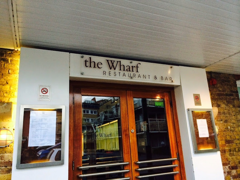 The Wharf Restaurant and Bar in Teddington
