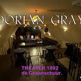 Dorian Gray  Thrillerfestival 2013  Theater 1892 de Graanschuur.