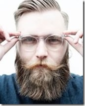 The Hipster Wedge Beard Style 240x300