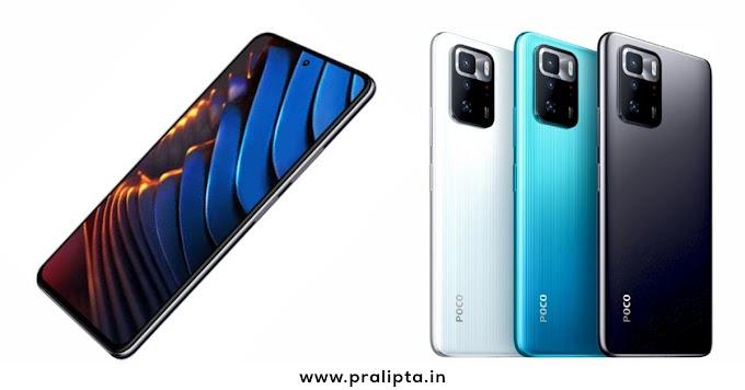 Poco has launched another mid-range smartphone Poco X3 GT - Pralipta