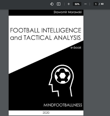 كتاب ذكاء كرة القدم والتحليل التكتيكي مترجم  PDF