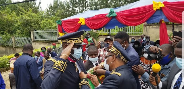 49th National Day: 68 knighted in Bamenda