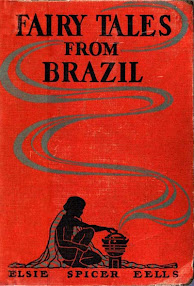 Cover of Elsie Spicer Eells's Book Fairy Tales From Brazil