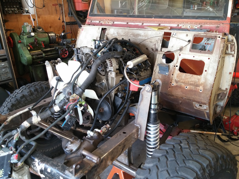 Inner Fender: Scout 80 Engine Wire Harness At Goccuoi.net