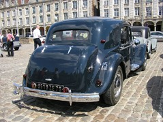 Citroen Traction 15-Six malle