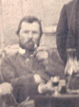 Paris 1887 Photograph Reuted to be Vincent Van Gogh