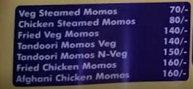 Kathi roll corner, chowringhee , momos