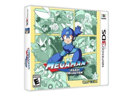 [GAMES] ロックマンレガシーコレクションコレクターズ / Mega Man Legacy Collection (3DS/JPN)