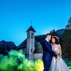 Wedding photographer Eisar Asllanaj (fotoasllanaj). Photo of 27.10.2017