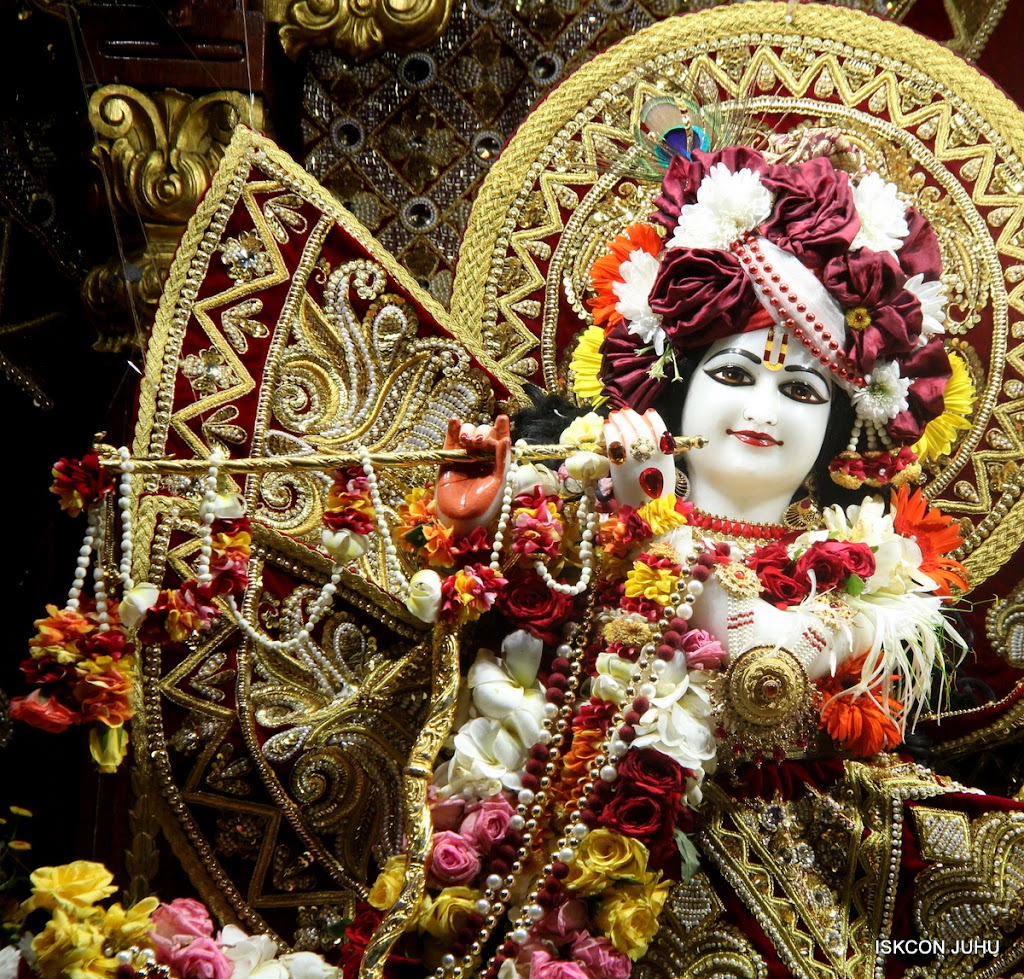 ISKCON Juhu Sringar Deity Darshan on 5th Aug 2016 (8)