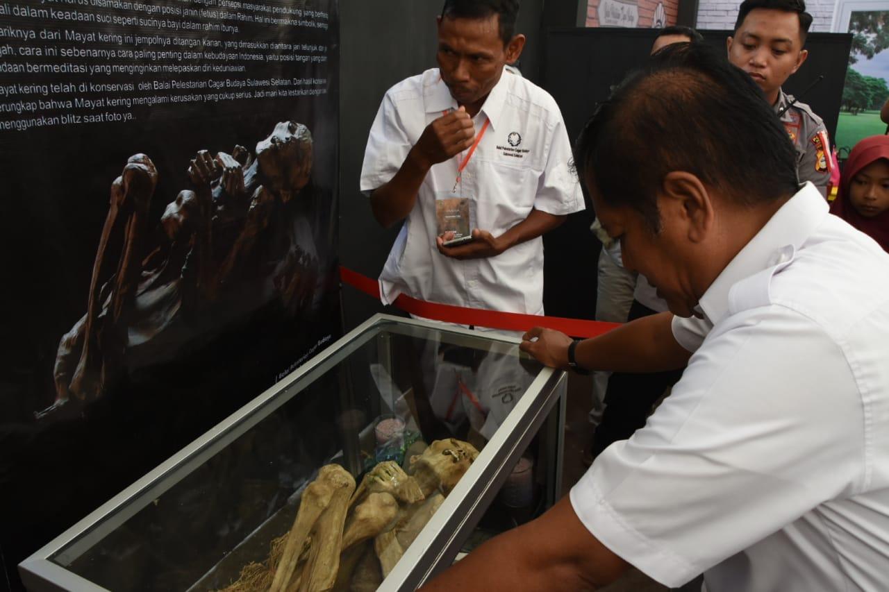 """Misteri Lembah Walanae""  Kaswadi Minta Cagar Budaya di Soppeng Terus Dipromosikan"