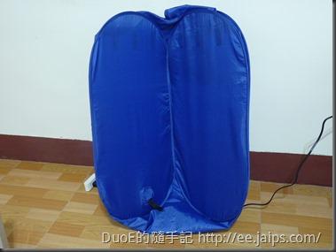 Air-O-Dry 可攜式烘乾機罩-收折