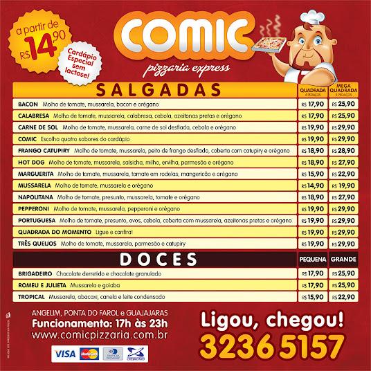 Nombre De Armario Judio ~ Comic Pizzaria Express S u00e3o Luís Kamaleao