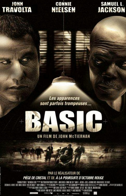 Poster Of Basic (2003) Full Movie Hindi Dubbed Free Download Watch Online At Alldownloads4u.Com