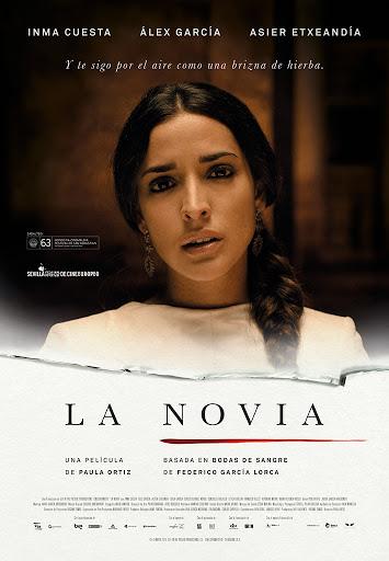 Ματωμένος Γάμος (La Novia) Poster