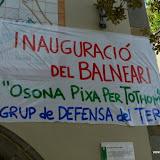 Acte reivindicatiu GDT 'Font Medicinal' - C. Navarro - GFM