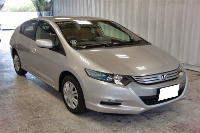 2010 HONDA INSIGHT Front View