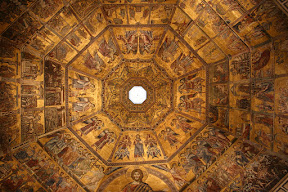 Dome of the Baptistery, Florence