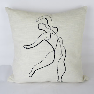 Succession Picasso Accent Pillow