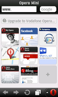 Download Opera Mini 6 and Opera Mobile 11