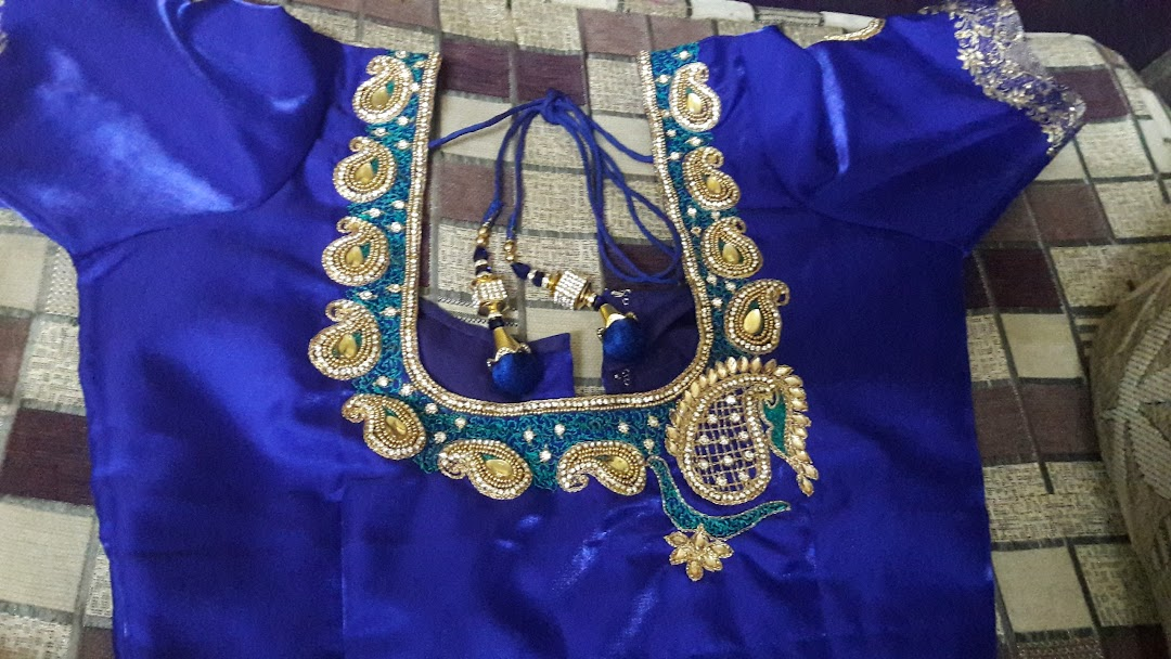 Mm S Aari Embroidery Class Chennai Omr Embroidery Service In Chennai