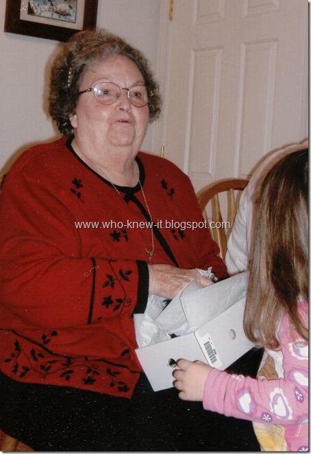 Byrd Ruby Christmas 2006