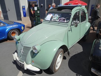 201706.04-019 Citroën 2 CV 1960
