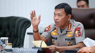 Mantan Kapolri Jenderal (Purn) Idham Azis Dikabarkan Akan Masuk Kabinet, Apa Posisi Diduduki?