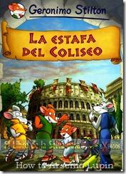 Geronimo Stilton - La Estafa del Coliseo - página 1