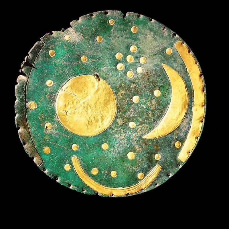 Nebra Sky Disk: The World's Oldest Star Map