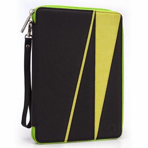 GizmoDorks Travel Folio Zipper Stand Case Cover Pouch for Creative Ziio 7