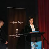 Lliurament de premis Festival Curtmetratges '16 - A. Cumeras