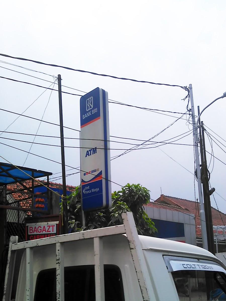 Bank Bri Unit Panca Warga Kali Malang Jakarta Timur Indonesia