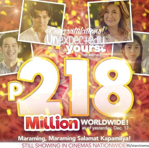 Unexpectedly Yours 218-M