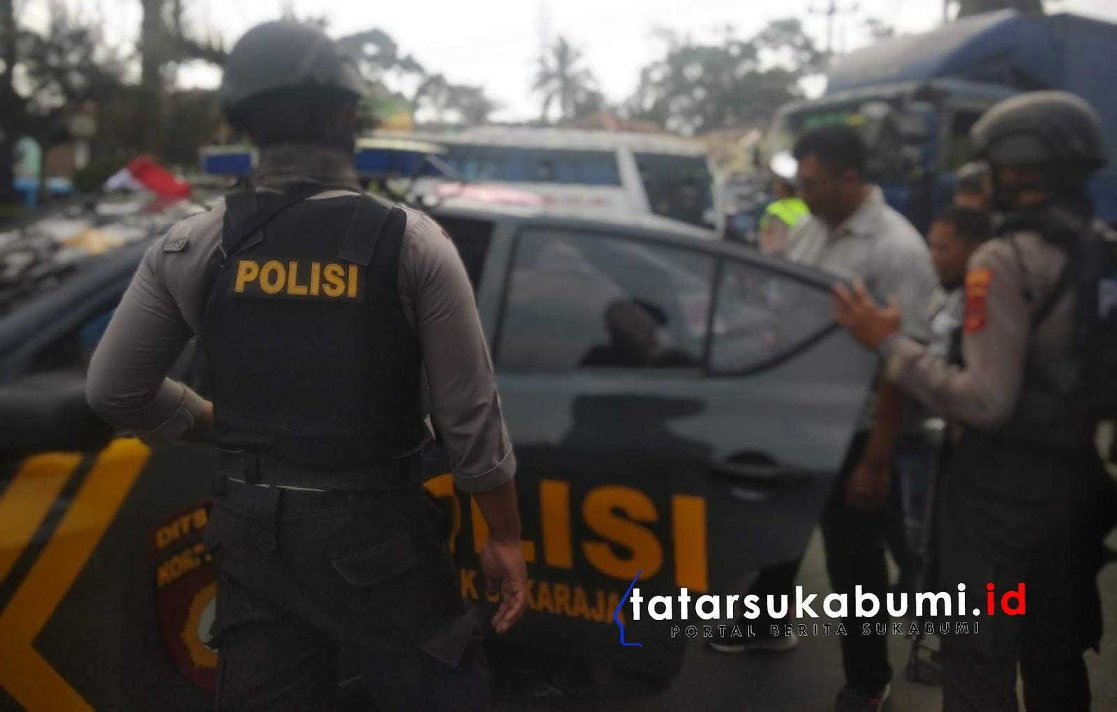 2 Pelaku Pembacokan Pelajar di Sukabumi Ditangkap 1 Buron