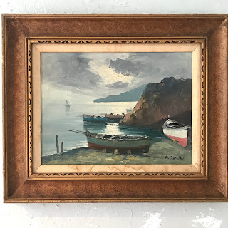 A. Dasini Signed Painting