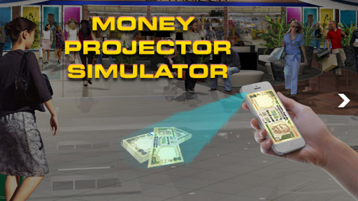 Money Projector Simulator Pro