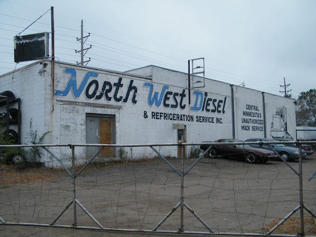 north west diesel refrigeration former mack dealer in st cloud mn antique and classic mack. Black Bedroom Furniture Sets. Home Design Ideas
