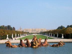 The Fountain of Apollo, Château de Versailles