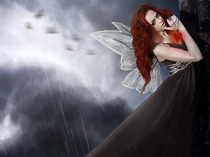 Fairy Raining, Fairies 4
