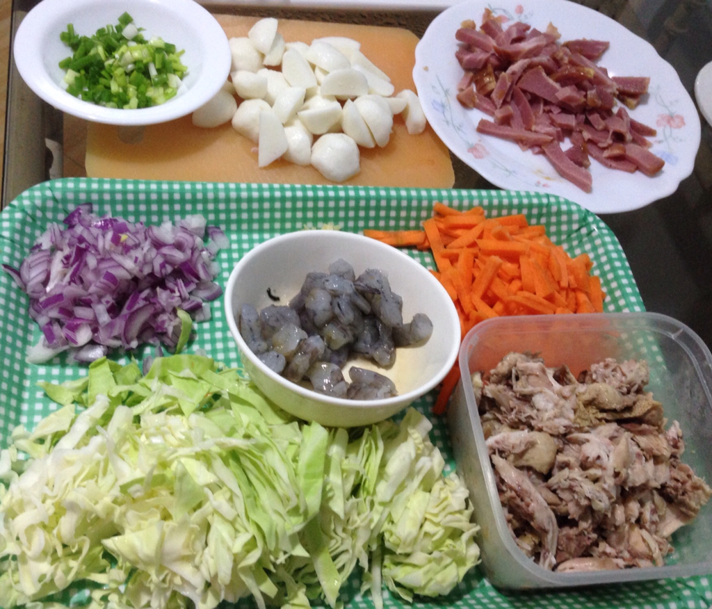 how to cook lomi recipe