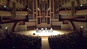 At the MDM / Svetlanov Hall Moscow December 19th 2013