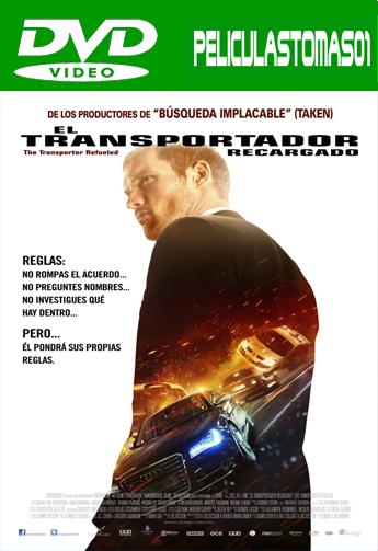 El Transportador Recargado (2015) DVDRip