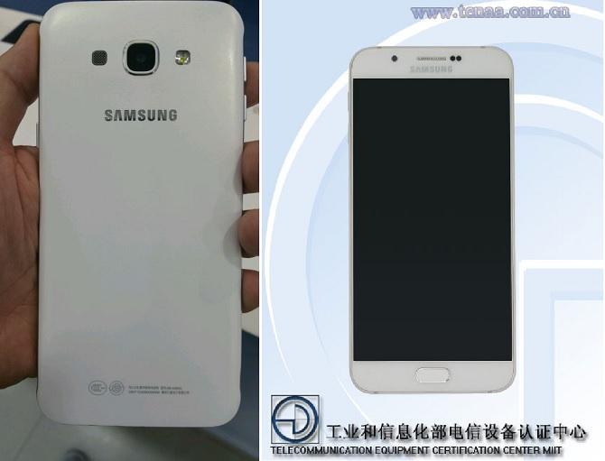 Video trên tay Galaxy A8, smartphone mỏng nhất của Samsung
