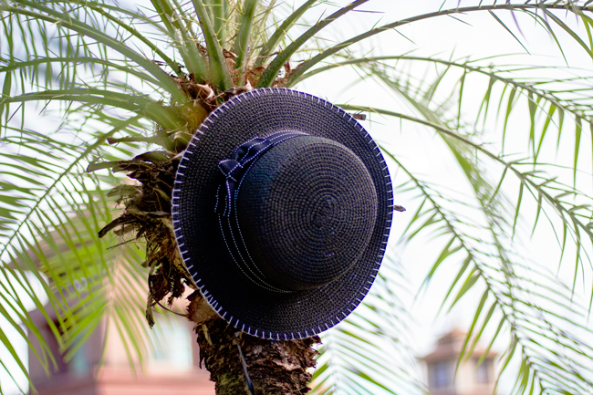 Vintage summer essentials - boater hats | Lavender & Twill