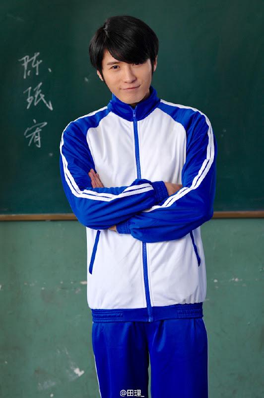 Tian Li China Actor