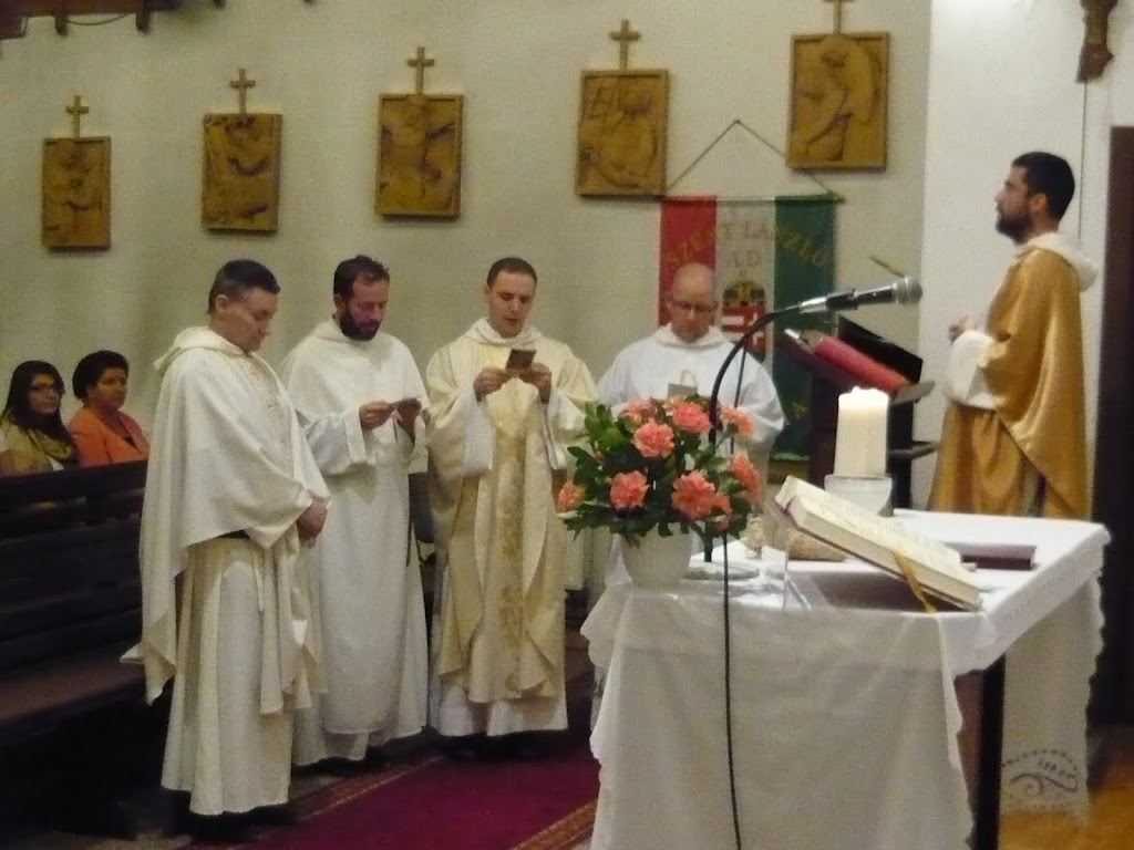 József testvér fogadalomtétele, 2011.09.24., Debrecen - P1010840.JPG